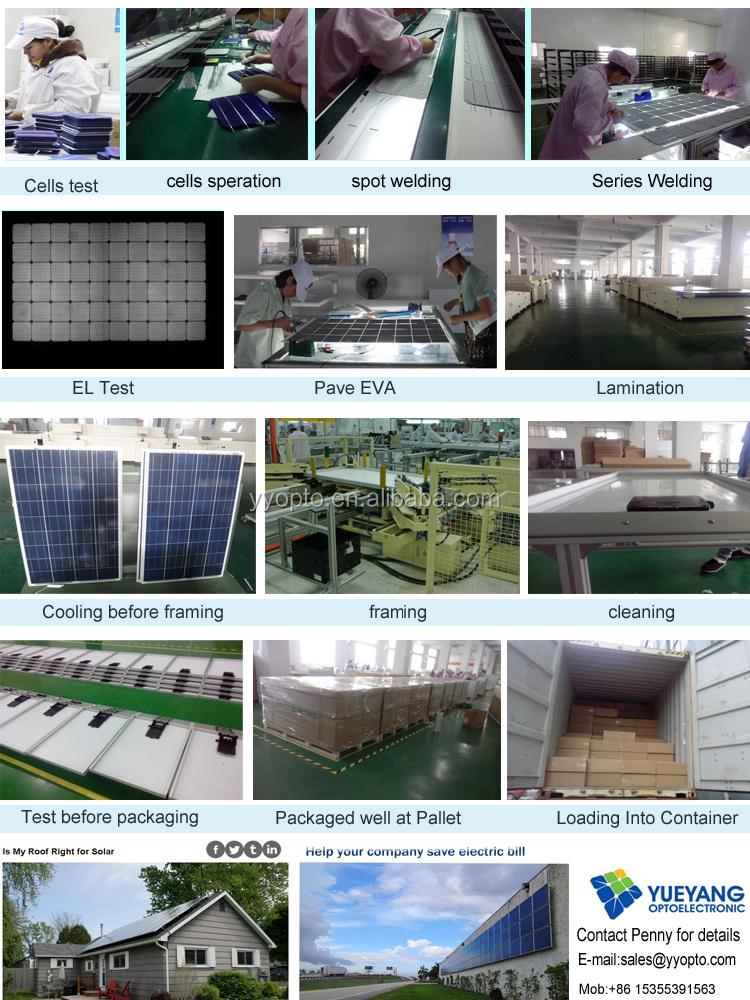 高効率トップサプライヤー100wモノソーラーパネル仕入れ・メーカー・工場