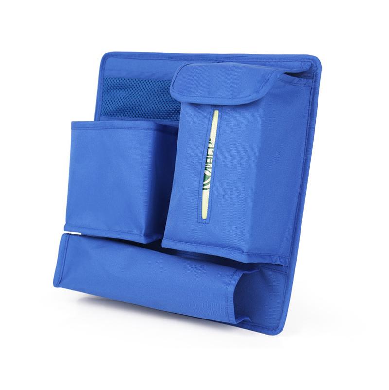 Premium-Rücksitz-Auto-Organizer-Rückenlehnenschutz-Autositz-Organizer