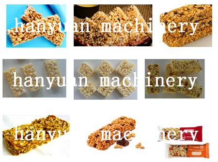 fruit bar making machine