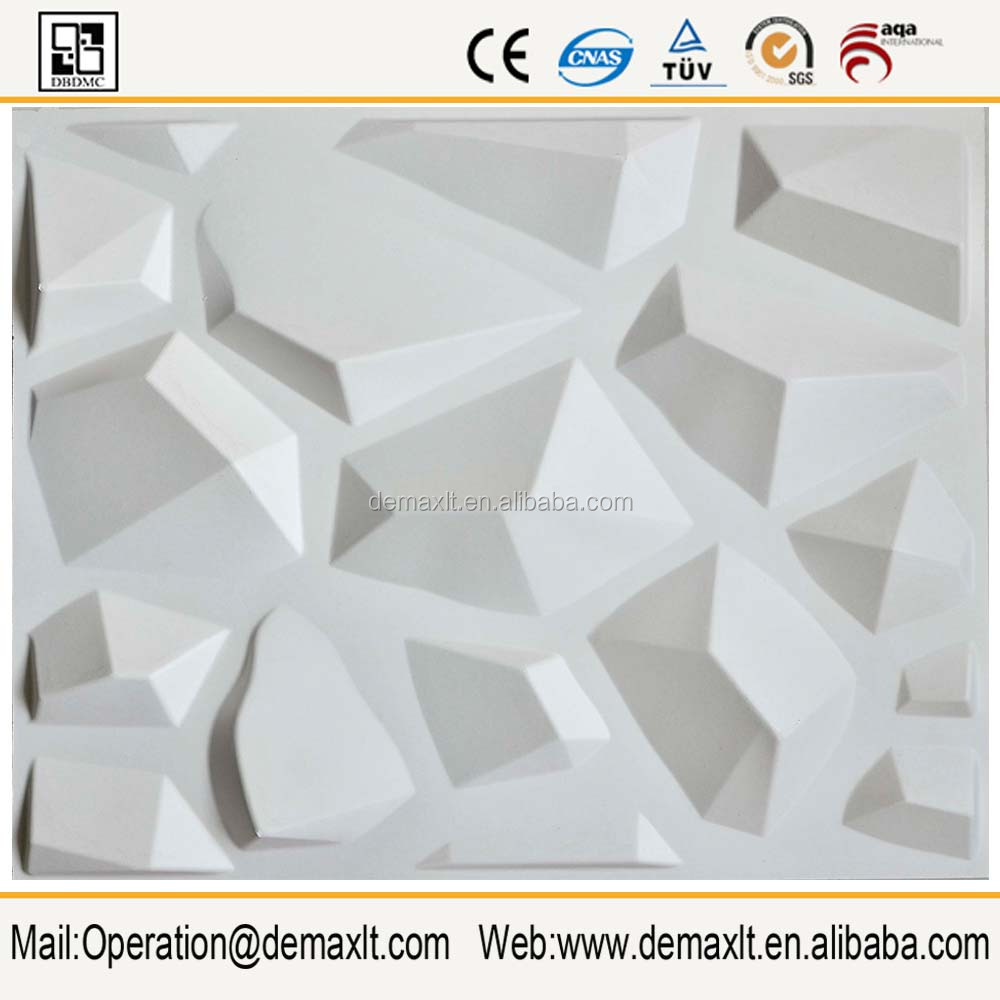 Eco friendly 3D wall panels from Chinese Factory