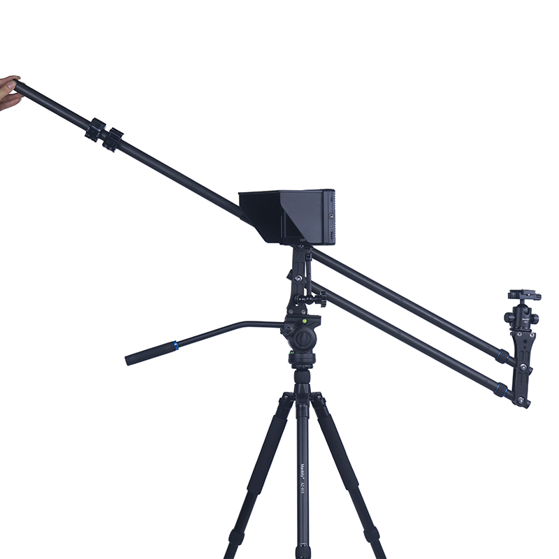 Manbily VS-200C professional and Portable Wieldy Video Camera Jib Crane slider For Film