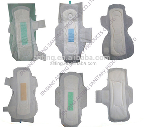 OEM Female Ultra Thin Anion Sanitary Napkins pads