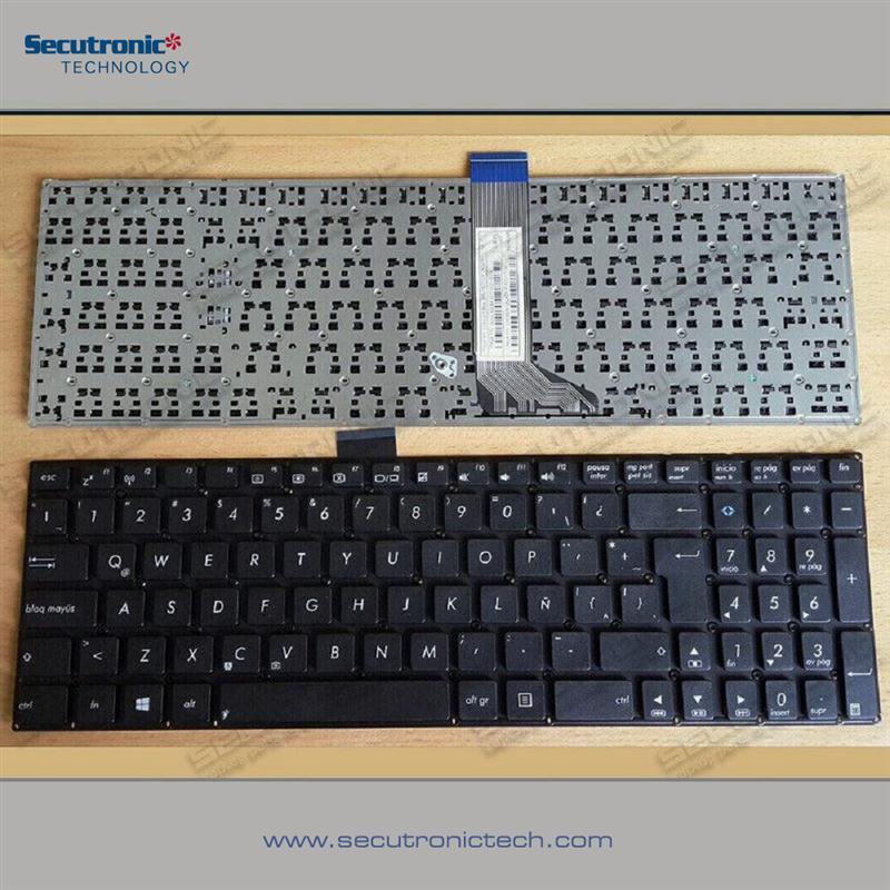 Brand New Laptop Keyboard For Asus K56 K59c Latin Black Without ...