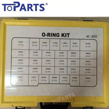 4C-8253 O-RING KIT 4C8253 O RING SEALS BOX FOR 8M-5010 8M4992 8M4987 8M-5248 1S0004 9M-7002