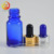 clear/ amber/ green/ cobalt blue glass perfume bottle with dropper, 10ml essential oil bottle