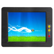 "15 ""Durable IPC unterstützt win <span class=keywords><strong>xp</strong></span> embedded win7 OS system touchscreen industrie pc"