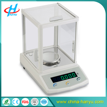 HY-JA-B High precision led display digital electronic sensitive analytical balance scale