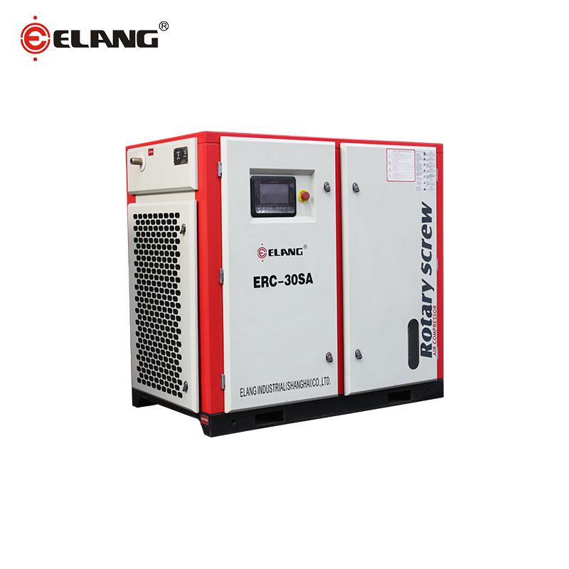 30HP 22KW ประหยัดประหยัดพลังงาน 2 - Stage Screw Air Compressor
