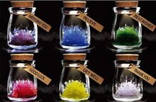Lucky Crystals Craft Product/romantic magic Meteor Crystal