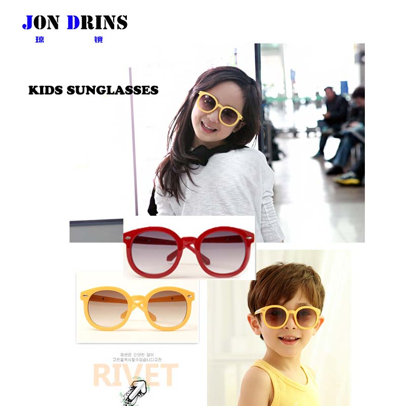 445e9494816 You May Also Like. 2016 JON DRINS Fashion Kids Sunglasses Boys Girls Child  Sun glasses Brand Design Drop Shipping Eyeglasses