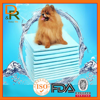 High absorbent pet training pad dog pee pad puppy pee pad training products type best sell OEM service