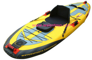 inflatable rowing kayak/canoe for sale