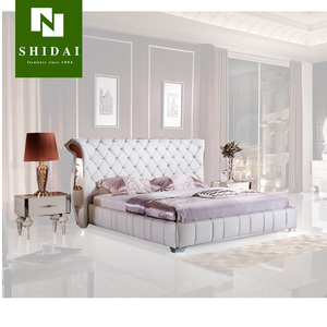 luxury bedroom set, wooden bedroom set, royal furniture bedroom sets B9024