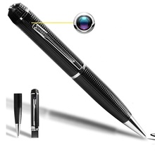 1080 P Full HD 5 Mega Pixel Hidden Spy Pen Camera