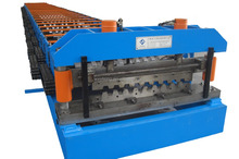 YTSING- YD-0023 Passed CE & ISO Steel/Iron/Galvianzed Roll Forming Floor Support Plate Making Machine