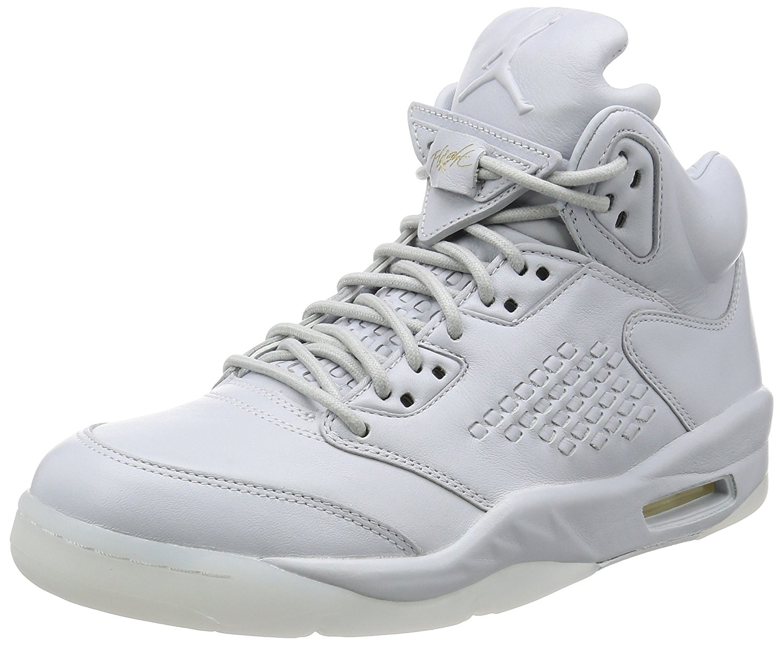 7d7970dc369 Jordan 5 Retro Pure Platinum Mens