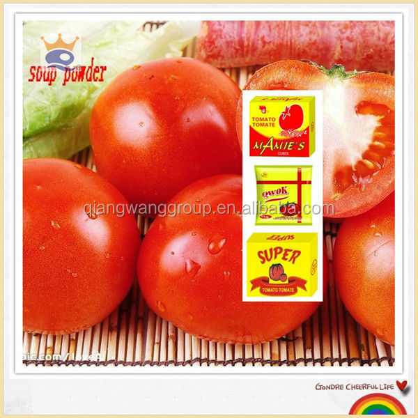 VERY POPULAR HALAL TOMATO SEASONING CUBE FOR AFRICA