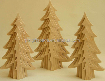 New hot sale wood craft hand carved christmas decorative