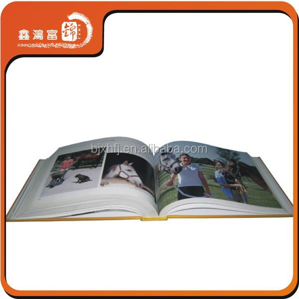 cheap custom hardcover novel book printing
