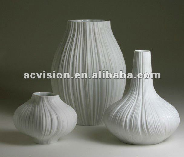 stoneware craft vase Chinese famous manufacturer,art porcelain nice flower vases Royal Doulton
