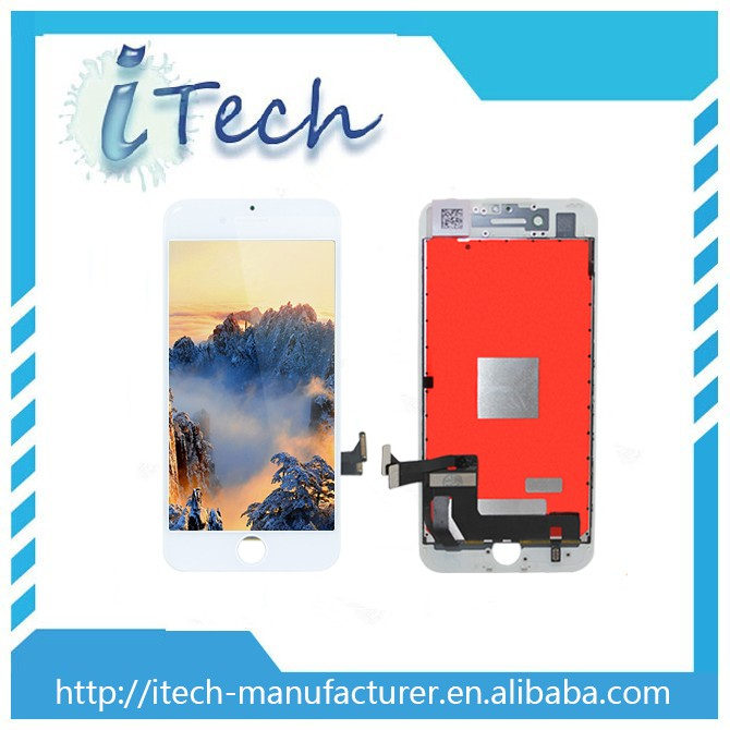 China 2017 new products for iphone 7 lcd,for iphone 7 lcd screen original,for iphone 7 lcd digitizer