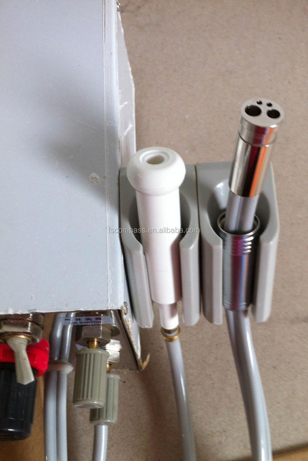 弱い吸引システムが付いている熱い販売の移動式歯科ユニット