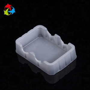 Custom Made Disposable Hard Blister Food Plastic Packaging Tray