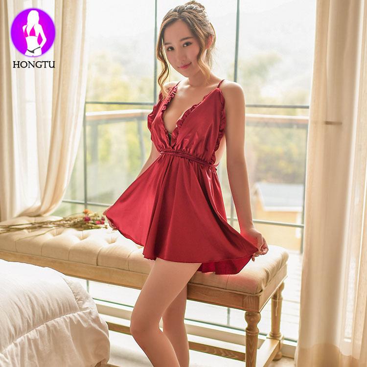 32d40bf11 China Satin Nightwear India