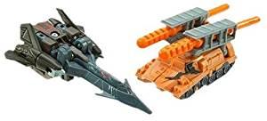 Transformers Cybertron - Mini-Con Class - Tankor vs. Shockwave