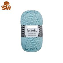 Supply popular oem colorful wholesale chunky knit wool yarn