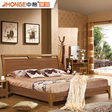 Bedroom Furniture Simple Double Bed Wholesale, Bed Suppliers - Alibaba