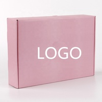 Wholesale Custom Retail Clothing/ Garment/ Shoes Packaging Cardboard Paper Small Moving Box Mailing Packing Shipping Carton Box