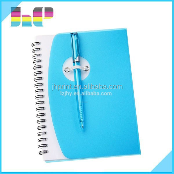 w-o exercise book with a pen book printing house