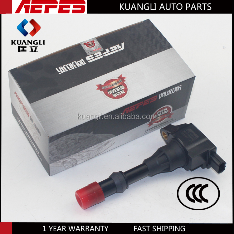 APS-08152 Wholesaler Auto Parts Hight Quality ignition coil 30520-pwa-003 for Honda Fit 1.3 City 02-08 GD1 GD6