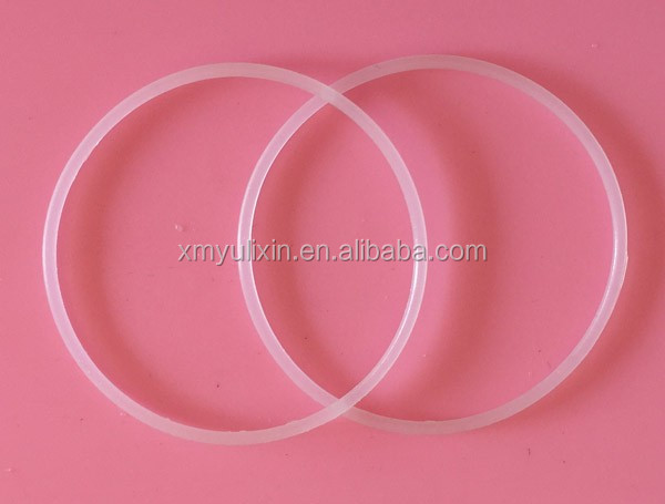 Offer custom silicone o ring seal ring