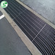 High standard galvanized drainage grid steel grating trench price