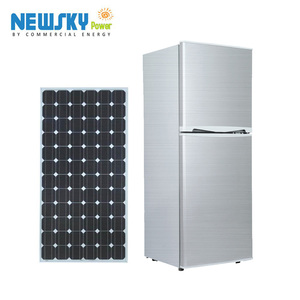High Quality Solar Refrigerator and Freezer dc 12v solar fridge refrigerator