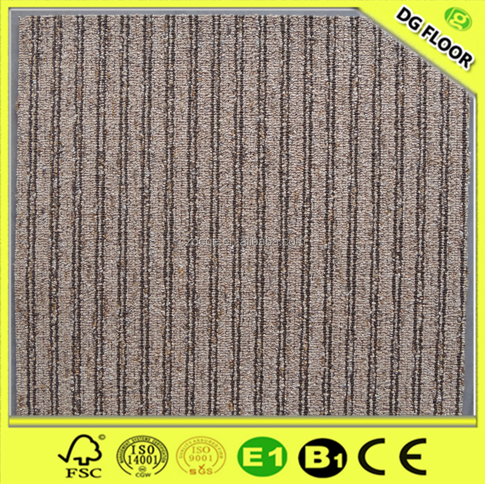 100% Waterproof Removable Carpet Tiles Underlay Malaysia