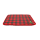 Multifunctional self heating foldable Plaid sofa pet bed for dog and cat