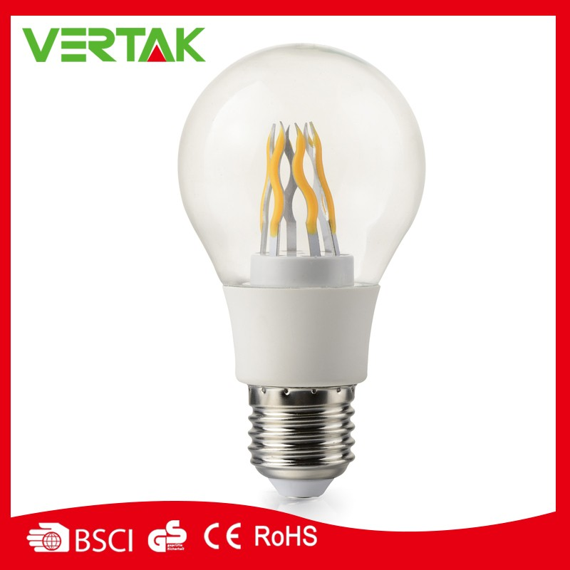 rigorous testing high brightness led lighting bulb,led filament bulb,led bulb housing