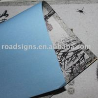 Blue Back Paper Digital Printing Media