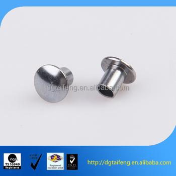 Galvanized Aluminium Pan Head Round Head Rivet Nut - Buy Rivet Nut,Pan Head  Rivet Nut,Round Head Rivet Nut Product on Alibaba com