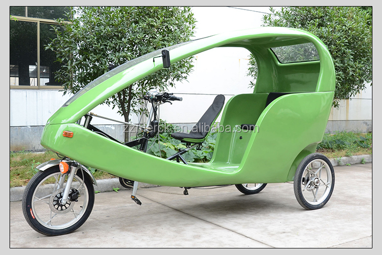 Imported Ce Approved Motorized Adults Pedal Tricycles 3 Wheel