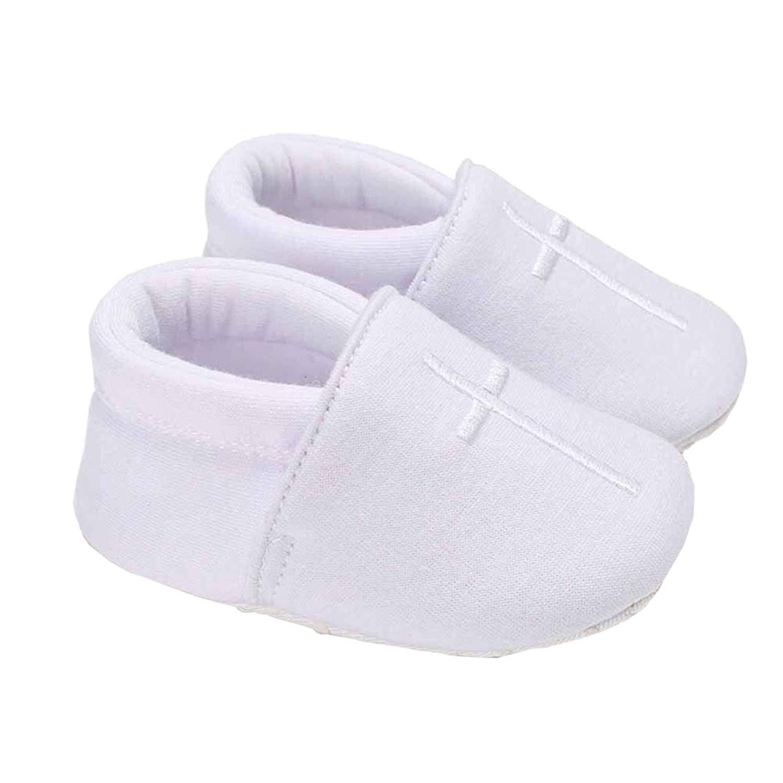 b14c50e9eec Get Quotations · Newborn Baby Boys Girls Crib Shoes Soft Sole Anti-Slip  Crib Shoes Infant Toddler