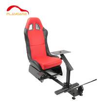 Europa hot product Game Drive Cockpit <span class=keywords><strong>Simulator</strong></span> Voor Logitech Ps Wii Xbox Thrustmaster