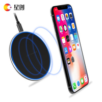 Best Selling Mobile Phones Products 2019 in USA Wireless Charger Pad