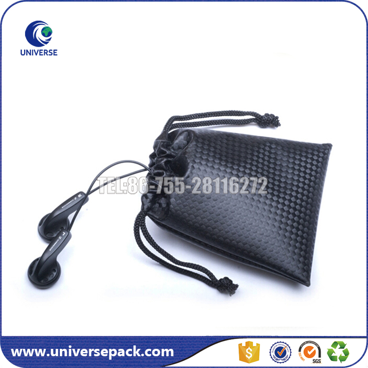 special crocodile pu drawstring pouch wholesale