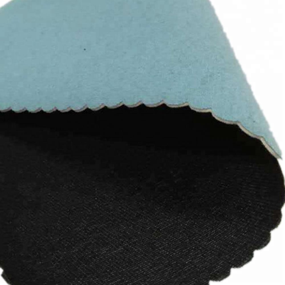 Jianbo 2.5mm Black super elastic nylon with SCR Neoprene for gloves/sweat suit