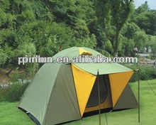waterproof polyester taffeta for insulated tent fabric