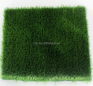 China factory direct supply no fill needed football lawn artificial grass easy installation